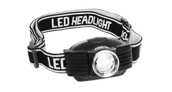 Red Cycling Products LED Headlight schwarz